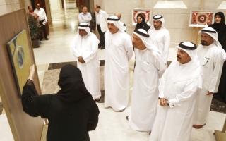 الصورة: الصورة: «الثقافة الطاجيكية» تتألق في دبي