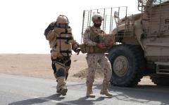الصورة: الصورة: الإمارات والسعودية.. جهود مستمرة للحفاظ على الأمن والسلم