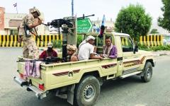 الصورة: الصورة: قوات الحكومة اليمنية تستغل التزام  «الانتقالي » بالتهدئة لفرض أمر واقع جديد