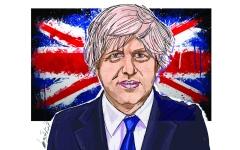 الصورة: الصورة: ترامب: «بوريس العظيم» هو ما كانت تبحث عنه بريطانيا
