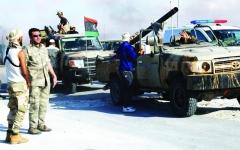 الصورة: الصورة: مفاوضات سريّة لانسحاب ميليشيات مصراتة من جبهات القتال
