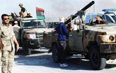 الصورة: الصورة: مصادر دبلوماسية لـ«البيان»: مفاوضات سريّة لحل أزمة ليبيا عبر انسحاب ميليشيات مصراتة