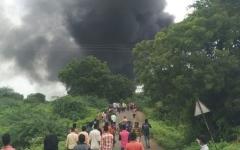 الصورة: الصورة: مقتل وإصابة 50 شخصا في انفجار بمصنع كيماويات بالهند