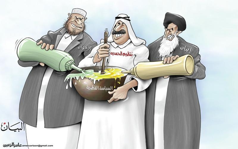 الصورة: الصورة: السياسة القطرية