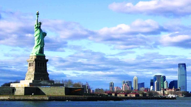 توسيع متحف تمثال الحرية في نيويورك فكر وفن شرق وغرب البيان