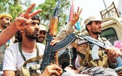 الصورة: الصورة: قبائل يمنية تنتفض ضد مؤامرة «الإصلاح»
