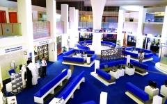 الصورة: الصورة: 10 شركات وساطة تستحوذ على 83% من تداولات سوق دبي
