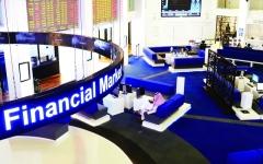 الصورة: الصورة: العقار يتماسك بسوق دبي والأسهم القيادية تضغط على مؤشر أبوظبي