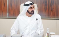الصورة: الصورة: محمد بن راشد يٌشكل لجنة عليا للتخطيط العقاري في دبي