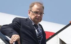 الصورة: الصورة: وفاة السفير الروسي في مصر بشكل مفاجئ