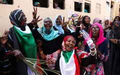 الصورة: الصورة: الحرية والتغيير لـ«البيان»: إعلان تشكيل الحكومة السودانية خلال أيام