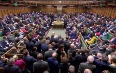 الصورة: الصورة: الحكومة البريطانية تخسر أغلبيتها في البرلمان