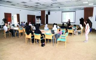 الصورة: الصورة: «دبي للفنون الأدائية» يباشر  تأهيل الموهوبين