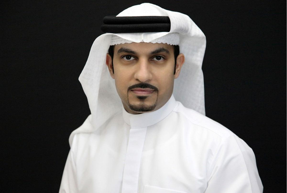 الصورة : الشيخ ماجد المعلا، نائب رئيس أول لدائرة الشؤون الدولية