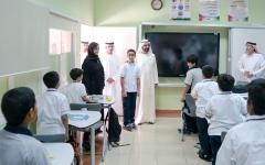 الصورة: الصورة: محمد بن راشد يوجّه بإطلاق برنامج متخصص لتأهيل سائقي الحافلات المدرسية
