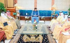 الصورة: الصورة: جهود سعودية إماراتية لتهدئة التوتر بين باكستان والهند