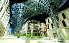 الصورة: الصورة: اكتمال أعمال الإنشاء الكبرى في موقع إكسبو الشهر المقبل
