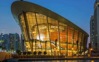 الصورة: الصورة: كلير ليون  بطلة «فانتوم أوف ذا أوبرا» في دبي