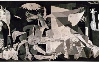 الصورة: الصورة: «رسوم متحركة» تسبر تأثيرات جدارية بيكاسو المناهضة للحرب