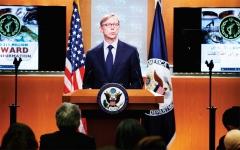 الصورة: الصورة: أمريكا تعاقب شبكة تهريب للحرس الثوري وحزب الله