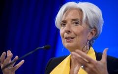 الصورة: الصورة: تعيين لاغارد رئيسة للبنك المركزي الأوروبي