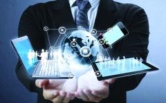 الصورة: الصورة: الإمارات 16 عالمياً في تصدير خدمات تكنولوجيا المعلومات