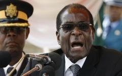 الصورة: الصورة: وفاة رئيس زيمبابوي السابق روبرت موغابي عن عمر 95 عاماً