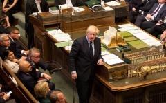 الصورة: الصورة: محكمة بريطانية ترفض طعناً على تعليق البرلمان