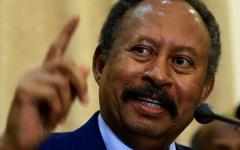 الصورة: الصورة: تعرف على اسماء أعضاء الحكومة السودانية الجديدة
