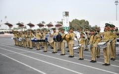 الصورة: الصورة: فتح باب التسجيل في مسابقة حماية العسكرية والموسيقية لطلبة المدارس