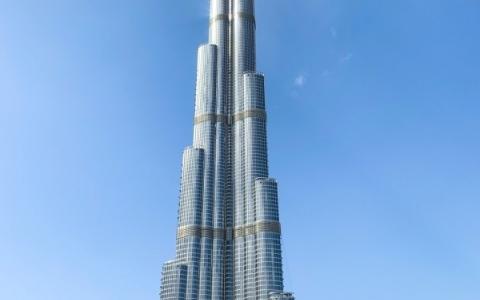 الصورة: الصورة: «برج خليفة» السابع عالمياً ضمن أفضل المعالم السياحية