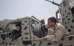 الصورة: الصورة: السعودية: جهودنا مع الإمارات ركيزة التهدئة باليمن