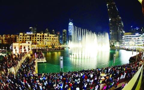 الصورة: الصورة: استراتيجية التنوّع تُحصّن القطاع السياحي في دبي