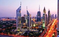 الصورة: الصورة: دبي مدينة مُحلقة في السماء