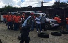 الصورة: الصورة: إصابة 7 أشخاص بانفجار في سوق شعبي جنوبي الفلبين