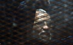 """الصورة: الصورة: المؤبد لقيادات الإخوان في """"اقتحام الحدود"""" في مصر"""
