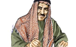 الصورة: الصورة: علي التميمي.. ثراء التجربة والأخلاق قبل ثراء المال