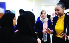 الصورة: الصورة: جامعة أبوظبي تستهل العام الدراسي الجديد ببرنامج «تعريف وإرشاد» متنوع