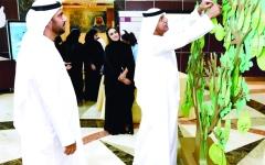 الصورة: الصورة: جمارك دبي تنظم فعالية «شُكراً مُعلمي»