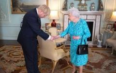 """الصورة: الصورة: ملكة بريطانيا تقر تشريعاً يمنع الخروج من """"بريكست"""" دون اتفاق"""