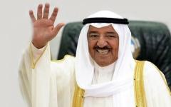 الصورة: الصورة: رئيس مجلس الوزارء الكويتي مطمئن لحالة أمير البلاد الصحية