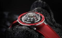 الصورة: الصورة: ساعة يد هلامية الشكل