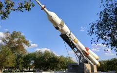 الصورة: الصورة: بايكانور.. المحطة الأخيرة  لرائدي الفضاء الإماراتيين قبل الانطلاق نحو الفضاء