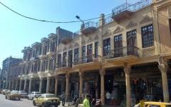 الصورة: الصورة: ما سر الرقم 4 في شارع الرشيد ببغداد؟