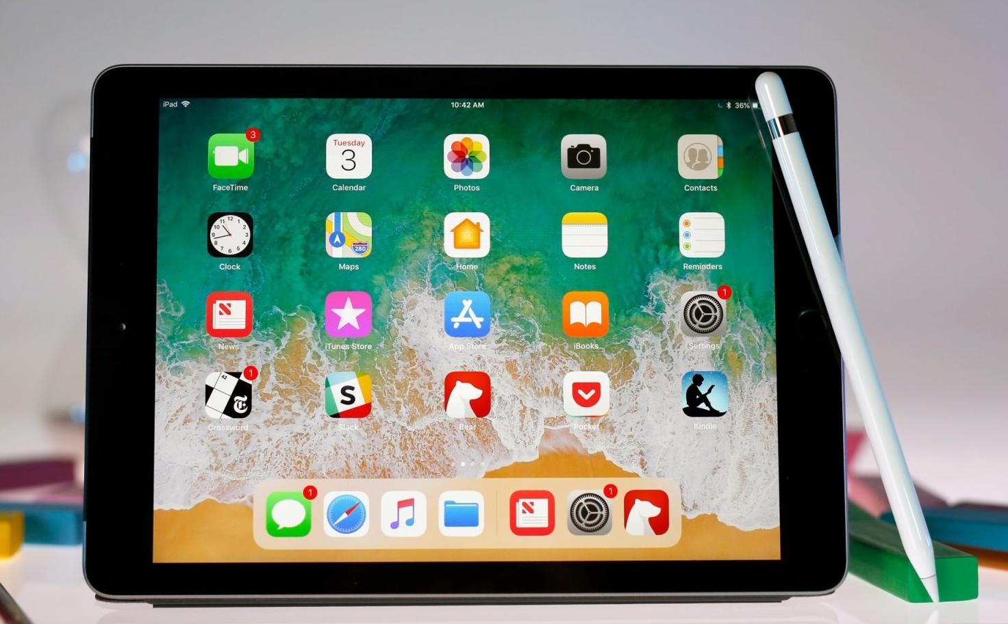 أبل تقدم إصدارا جديدا لجهاز Ipad من الجيل السابع التقنية أجهزة ذكية البيان