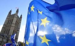 الصورة: الصورة: وثيقة بريطانية رسمية تحذر من سيناريوهات سلبية للخروج من الاتحاد الأوروبي بدون اتفاق