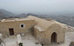 الصورة: الصورة: اليمن .. «قلعة القاهرة» تحفة تزيّن تعز منذ ألف عام