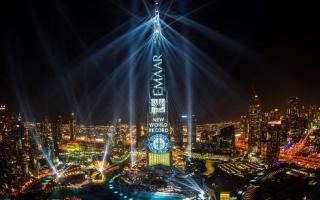 الصورة: الصورة: دبي تضيف 3 أرقام قياسية في «غينيس»