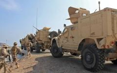 الصورة: الصورة: تصاعد الخروق الحوثية لهدنة الحديدة
