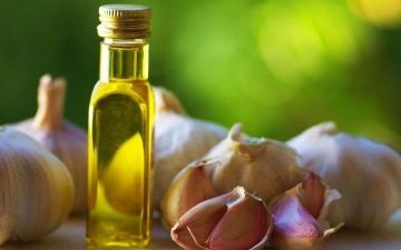 الصورة: الصورة: فوائد مزيج زيت الزيتون والثوم على الصحة